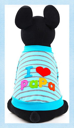 Lovely pet's Clothes