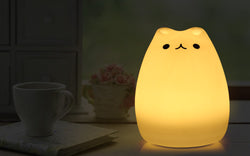 KITTY LED LIGHT NIGHT LAMP