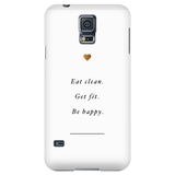 Motivational Galaxy Case