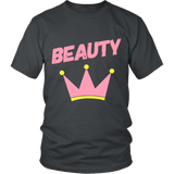 Beauty & Beast (Women T-Shirt)