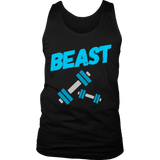 Beauty & Beast (Mens T-Shirt)