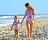 Mom&Baby Swimming Suit 009