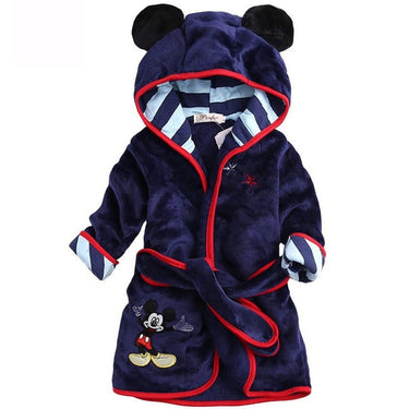 Roupão Infantil Disney Personagens com Capuz - Boutique Baby Kids