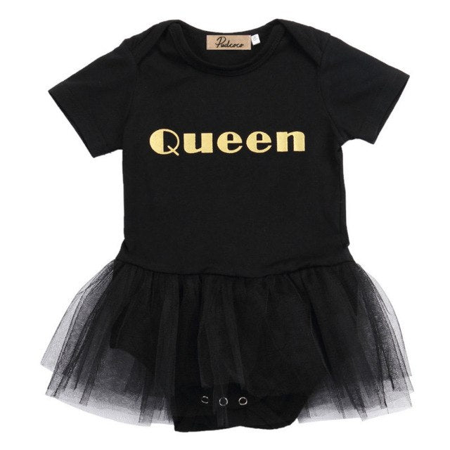 Body Bebê Queen Saia Tule - Boutique Baby Kids