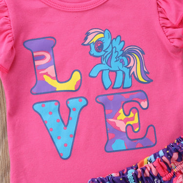 Conjunto Infantil My Little Pony - Boutique Baby Kids