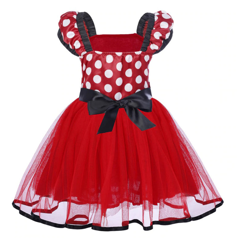 Fantasia Infantil Disney Minnie Mouse