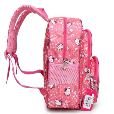 Mochila Costas Infantil Hello Kitty - Boutique Baby Kids