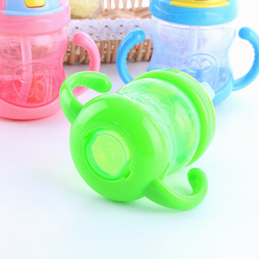 Copo com Canudo 280ml - Boutique Baby Kids