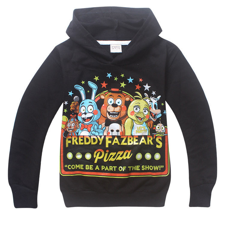 Moletom Infantil Five Nights At Freddy's - Boutique Baby Kids