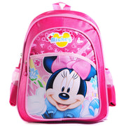 Mochila Costas Infantil Disney Minnie Rosa - Boutique Baby Kids