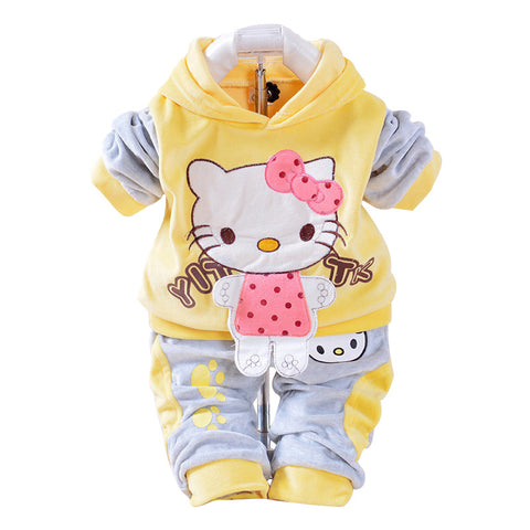 Conjunto Bebê Hello Kitty - Boutique Baby Kids