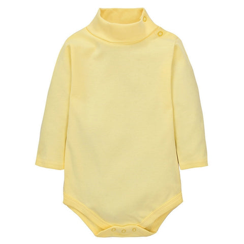 Body Bebê Gola Alta - Boutique Baby Kids