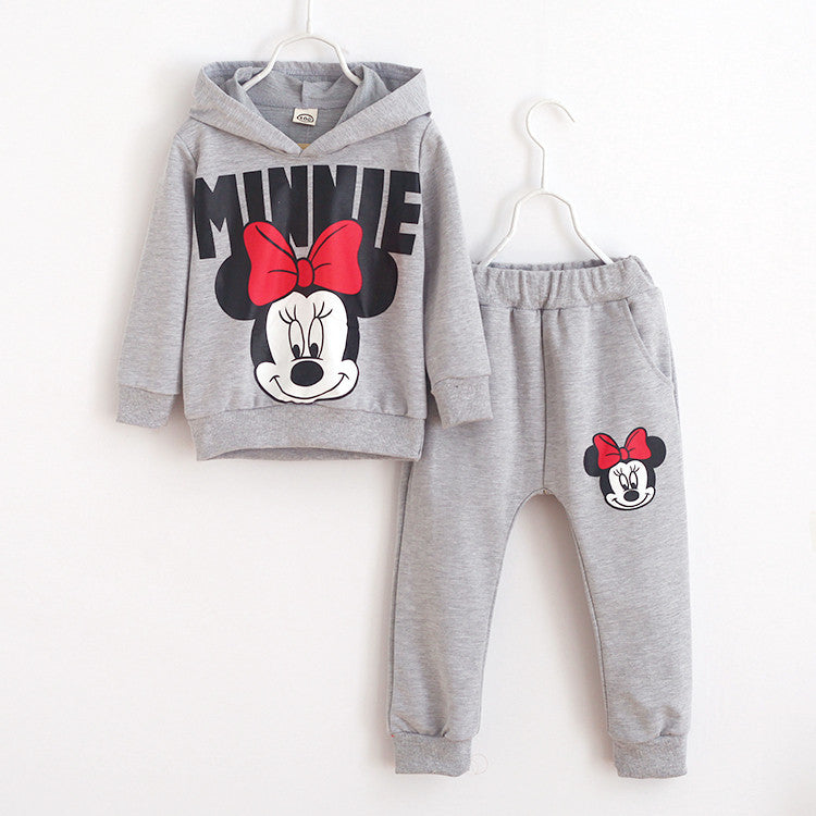 Conjunto Infantil de Moletom Disney Minnie - Boutique Baby Kids