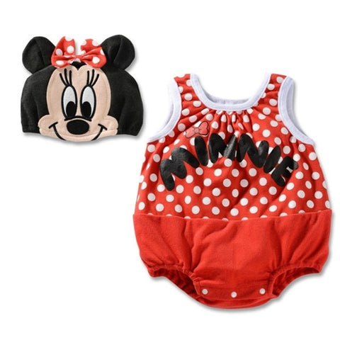 Conjunto Bebê Personagens Disney - Boutique Baby Kids