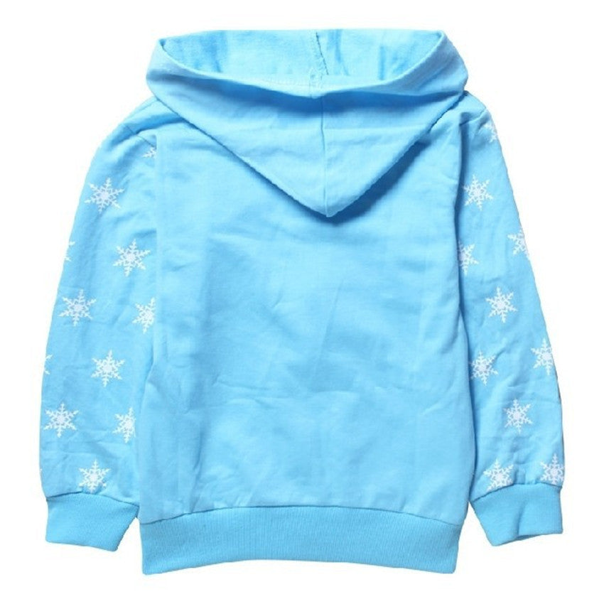 Casaco Infantil Disney Frozen - Boutique Baby Kids