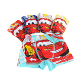 Kit com 5 Cuecas Boxer Disney Carros - Boutique Baby Kids