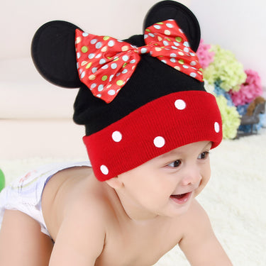 Touca Bebê Infantil Disney Minnie - Boutique Baby Kids