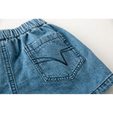 Conjunto Infantil Regata Short Jeans - Boutique Baby Kids