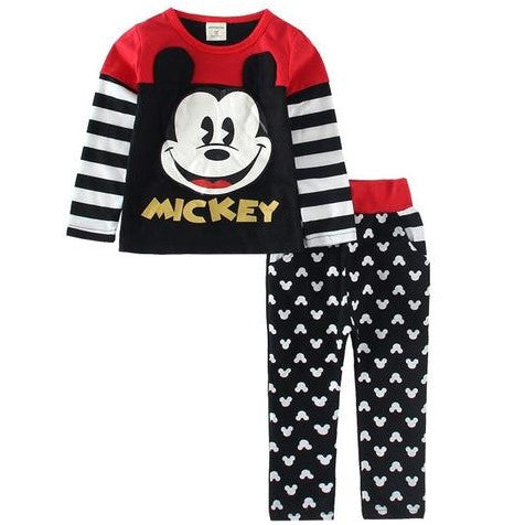 Conjunto Infantil Disney Mickey - Boutique Baby Kids