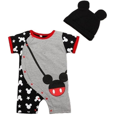 Conjunto Bebê Disney Mickey Minnie