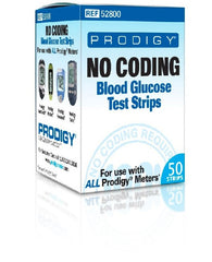 "Prodigy ""No Coding"" Test Strips"