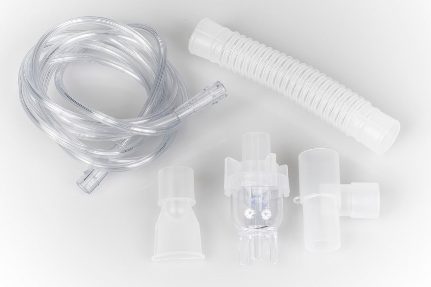 Nebulizer Disposable Tubing with Accessories (set of 2)