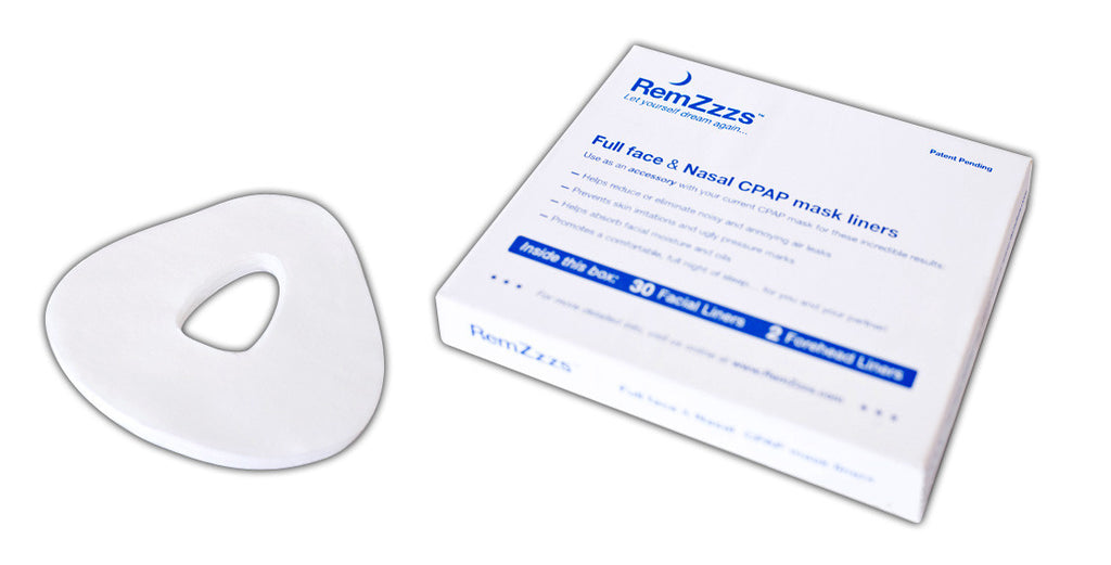 RemZzzs Mask Liners - Nasal ResMed and Fisher & Paykel - CAP3004