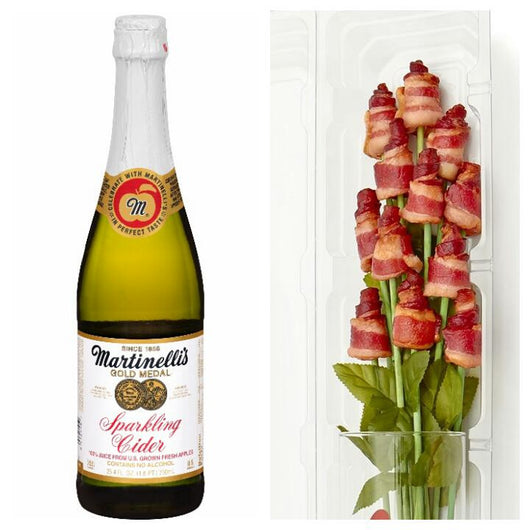 Bacon & Bubbles Valentine