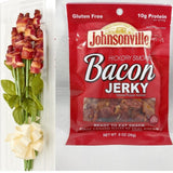 Bacon and Jerky Bouquet