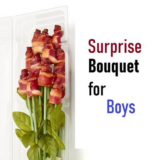 Boy's Surprise Bouquet
