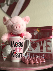 Hogs and Kisses Valentine®