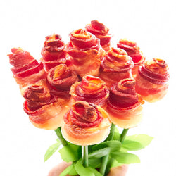 The Original Bacon Roses Bouquet®