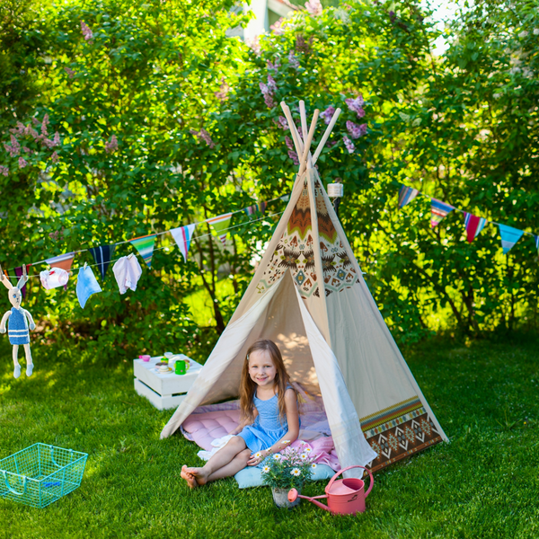 Kinder Speeltent Tipi