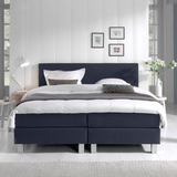 Dreamhouse Luxe Boxspringset Berlin Donkerblauw 2