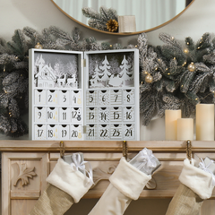Liva Living Houten Adventskalender 1