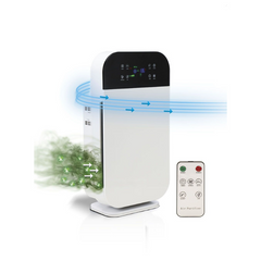Livington Airpurifier Luchtreiniger 6 in 1 1