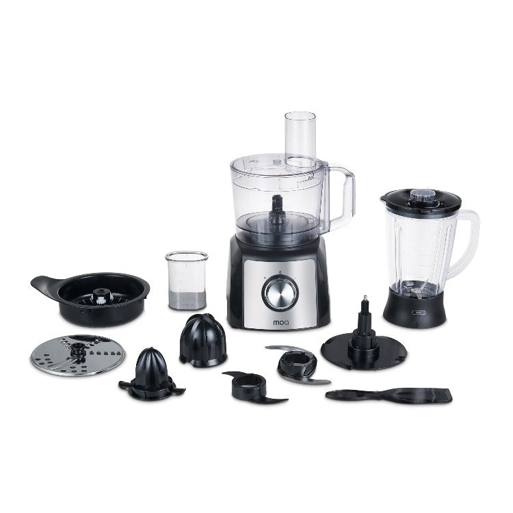 Moa Food Processor de Luxe met Blender