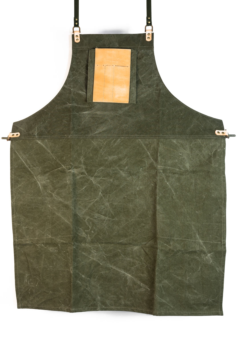 Military Canvas Work Apron