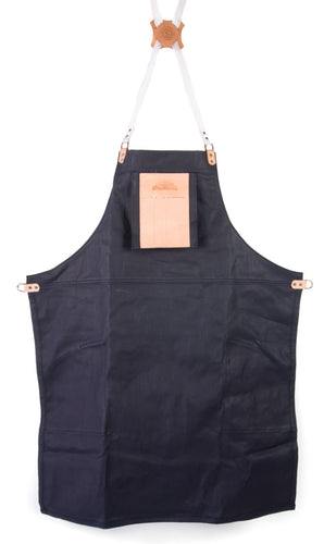 Waxed Denim Work Apron