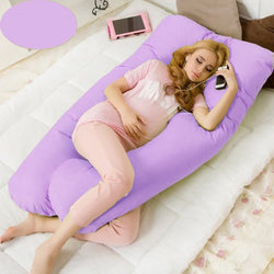 COMFORT TOTAL BODY SUPPORT U-PILLOW