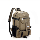 Student Backpack School Bag Canvas