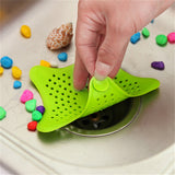 Colorful Silicone Non Slip Suction Cups Drain Cover