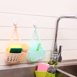 Portable Hanging Basket/Holder/Storage for Kitchen Sink and Bath