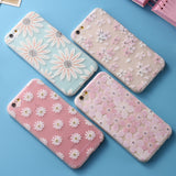 Luxury Silicone Case for iPhone
