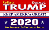 Donald Trump for President 2020 Keep America Great Flag