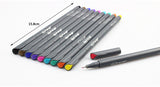 Fine Line Drawing Pen - 10 Pcs