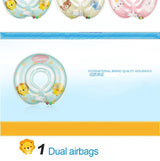 Inflatable Swimming Baby Neck Float Ring