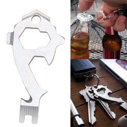 Minimalist Key Sized 20-in-1 Pocket Multi-tool