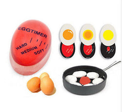Innovative Colour Changing Egg Timer