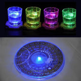 Stunning Colour Changing LED Drink Coaster
